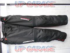 Size: 2XL KOMINE (Komine) Over pants (for winter)