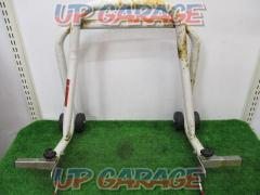 J-TRIP Short roller stand white With received V
