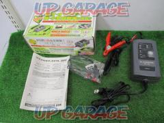 CELLSTAR バッテリー充電器 Dr.CHARGER DRC-300