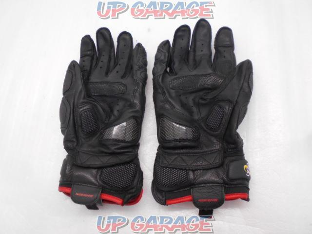 KOMINE Titanium Sports gloves Boa-02