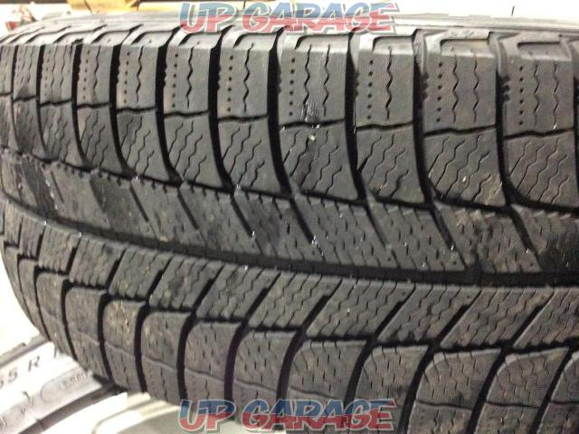 weds (Weds) DEGNER 6-spoke + MICHELIN (Michelin) X-ICE XI 3 + 205 / 55-16 4 pieces set-04
