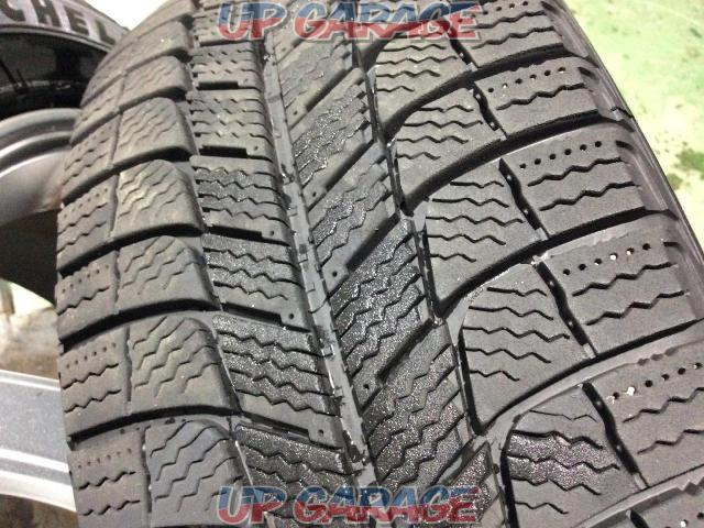 weds (Weds) DEGNER 6-spoke + MICHELIN (Michelin) X-ICE XI 3 + 205 / 55-16 4 pieces set-06
