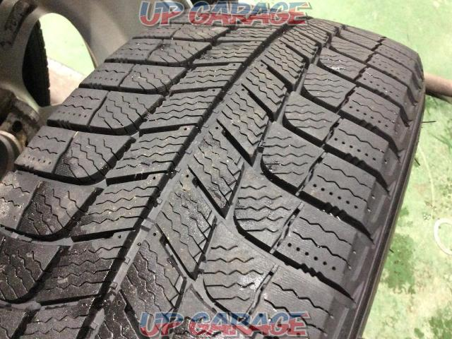 weds (Weds) DEGNER 6-spoke + MICHELIN (Michelin) X-ICE XI 3 + 205 / 55-16 4 pieces set-08