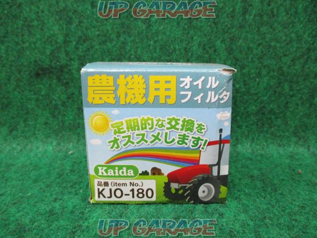kaida For agricultural machinery Oil filter KJO-180-01