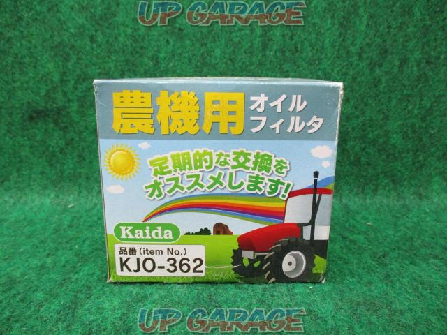 kaida For agricultural machinery Oil filter KJO-362-01