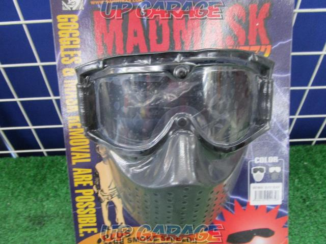 Heat Group MAD MASK black-01