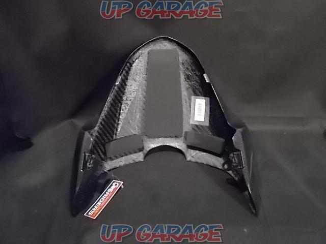 * DUCATI Monster 1200S Carbon passenger seat cover Use year unknown-04