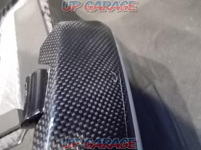 * DUCATI Monster 1200S Carbon passenger seat cover Use year unknown-05