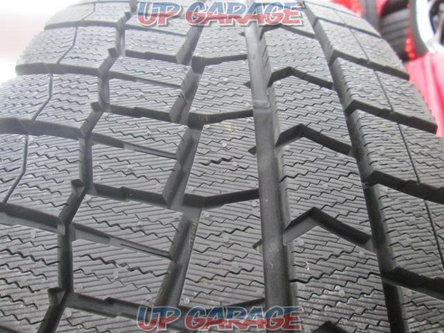 DUNLOP(ダンロップ) REVERLINE(リバーライン) RA5 + DUNLOP WINTER MAXX WM02-04