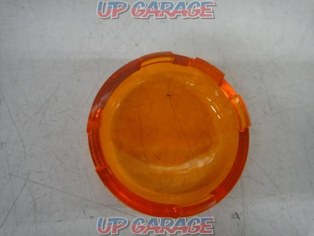 HARLEY (Harley) Genuine turn signal lens set of 4 HARLEY general purpose / 00-17-06