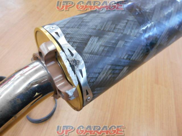 ▼ Two Brothers Racing Dual slip-on muffler-05