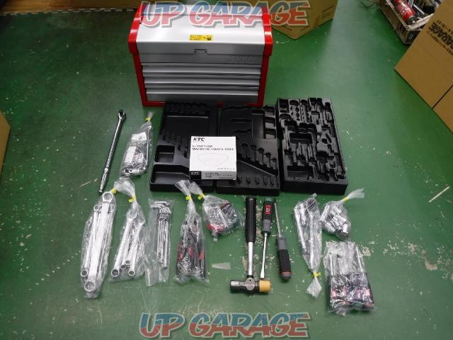 値 Price Cuts! KTC (Katy Shi) KTC SK4580E Tool Set (chest type) 59 points-02