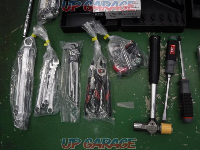 値 Price Cuts! KTC (Katy Shi) KTC SK4580E Tool Set (chest type) 59 points-04