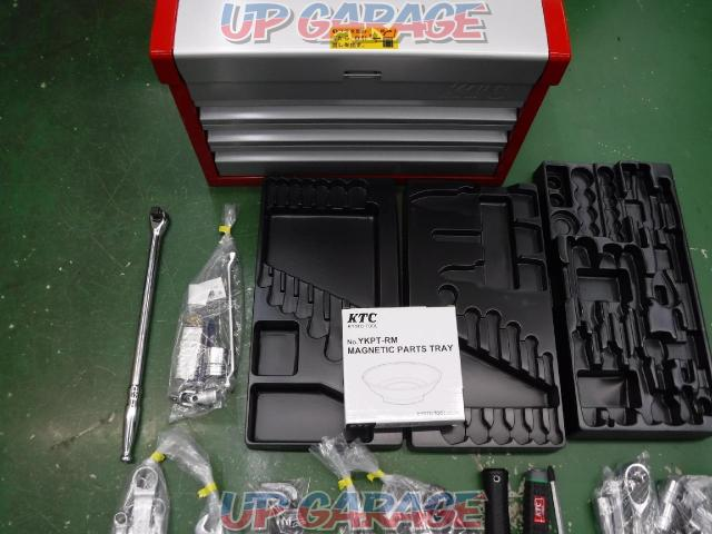 値 Price Cuts! KTC (Katy Shi) KTC SK4580E Tool Set (chest type) 59 points-05