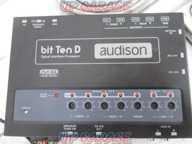 audison bit ten D-07