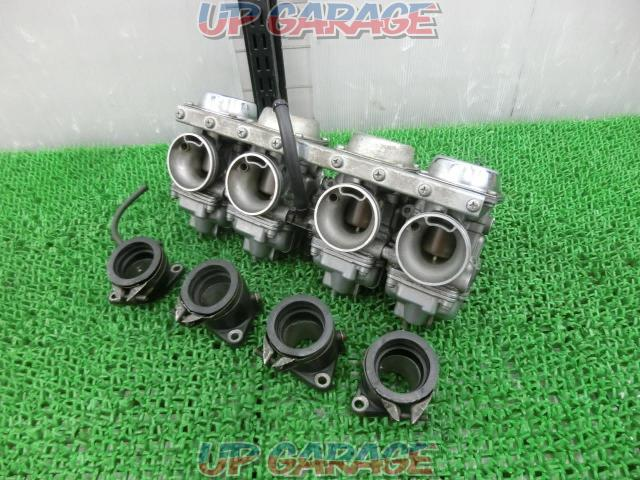 HONDA (Honda) Genuine carburetor CBX 550 F (PC 04) No: VE 52 C [A] UD D-01