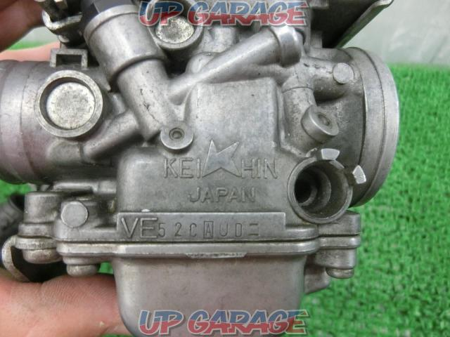 HONDA (Honda) Genuine carburetor CBX 550 F (PC 04) No: VE 52 C [A] UD D-06