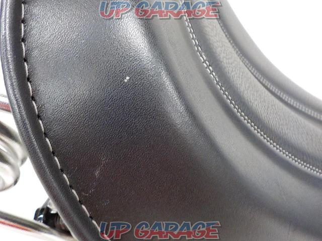 I was discounted HARLEY (Harley) Genuine OP solo · saddle Black leather seat 5200027 [Sports Star]-05