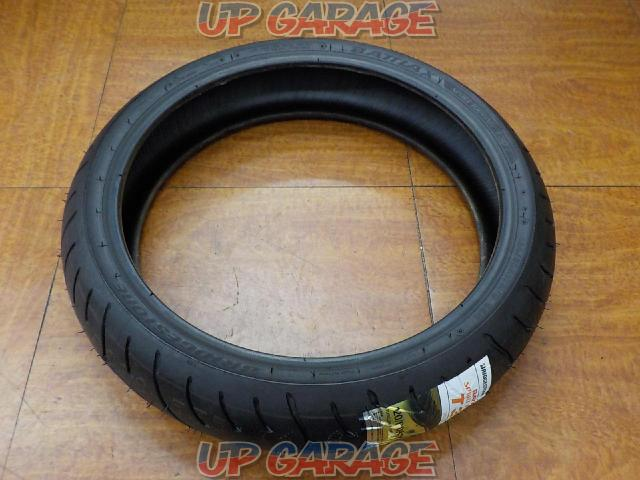 I was discounted BRIDGESTONE (Bridgestone) BATTLAX SPORT TOURING T30F 120 / 60R17 55H Unused item-02