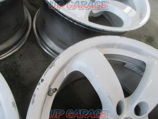 Nissan original (NISSAN) Fairlady Z verNISMO Original wheel Four rear size-03