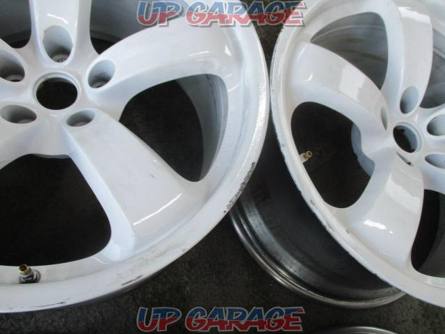 Nissan original (NISSAN) Fairlady Z verNISMO Original wheel Four rear size-04