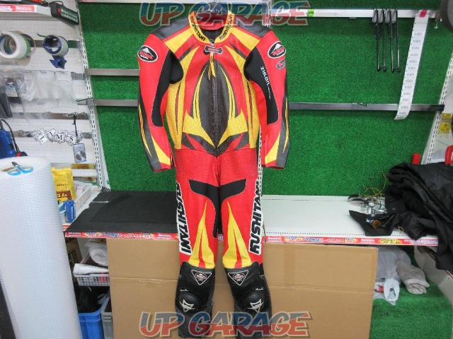 ◆ KUSHITAN (Kushitani) Racing suits M size-01