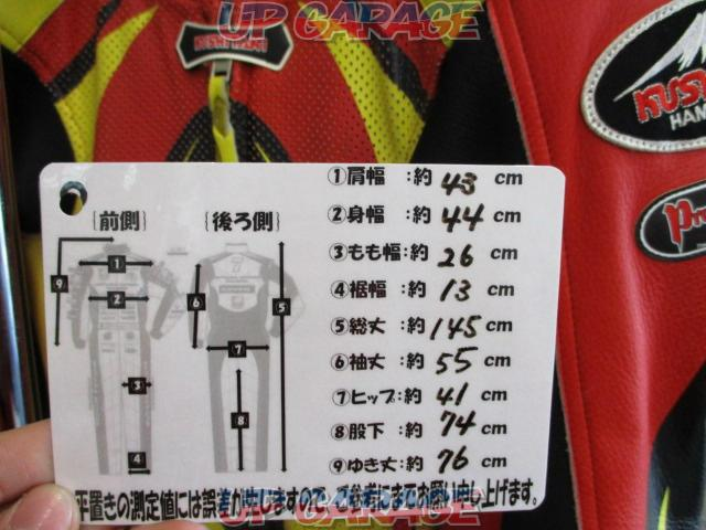 ◆ KUSHITAN (Kushitani) Racing suits M size-10
