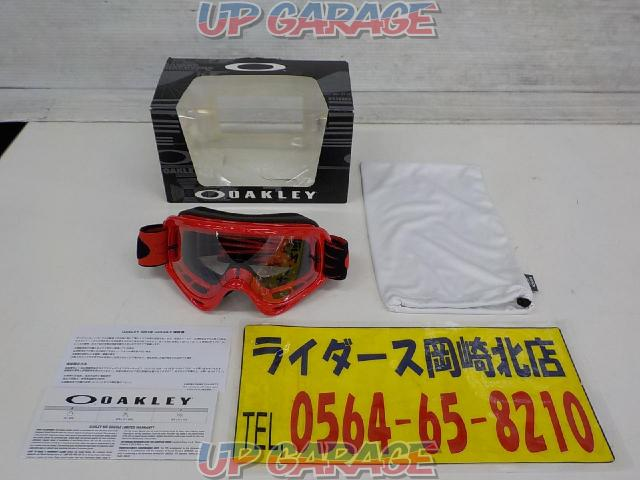 OAKLEY (Oakley) MX XS O-FRAME Off-road goggles Size: For kids-01