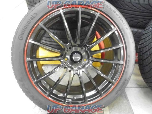 WedsSport SPORT SA-15R + Continental EXTREME CONTACT DWS06-04