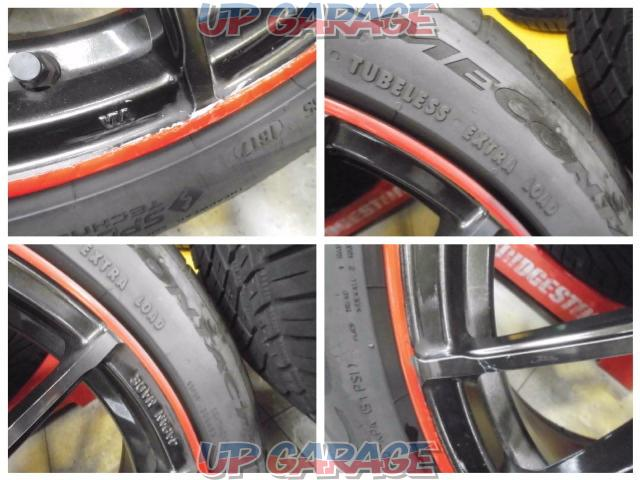 WedsSport SPORT SA-15R + Continental EXTREME CONTACT DWS06-07