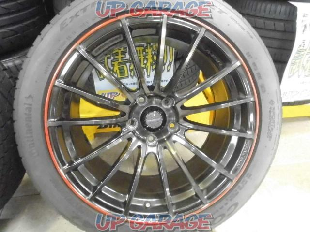 WedsSport SPORT SA-15R + Continental EXTREME CONTACT DWS06-08