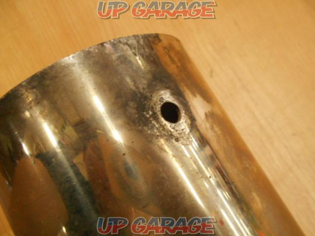 Unknown Manufacturer Cannonball type muffler-06