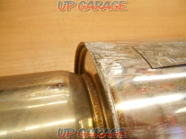 Unknown Manufacturer Cannonball type muffler-07
