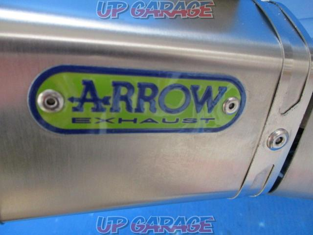 Triumph Street Triple 765 RS Made by ARROW Optional slip on muffler-03