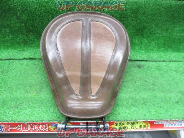 HarleyDavidson (Harley Davidson) Custom solo seat Brown Remove from XL1200 X forty eight ('15)-05