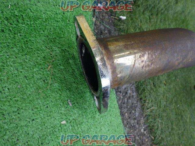 Unknown Manufacturer Made of stainless steel Cannonball type muffler-04
