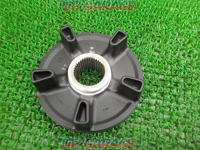 Ninja H2 Original wheel hub cover-01
