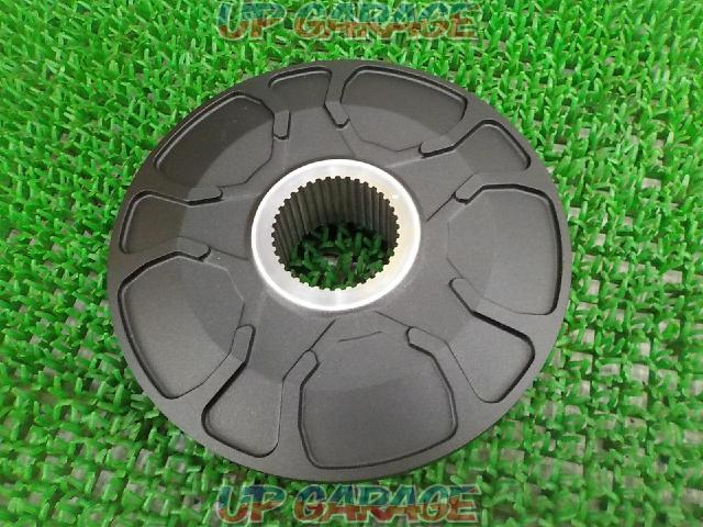 Ninja H2 Original wheel hub cover-02