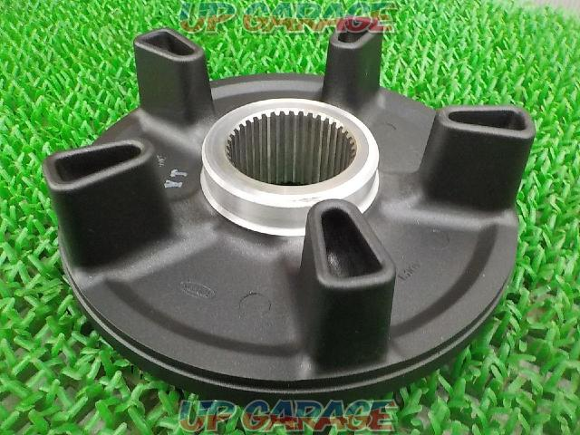 Ninja H2 Original wheel hub cover-03