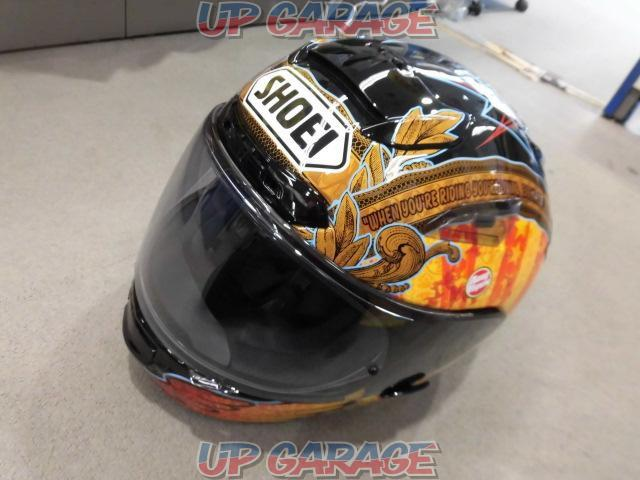 SHOEI (Shoei) X-Twelve B-Boz Benbostrom replica-01