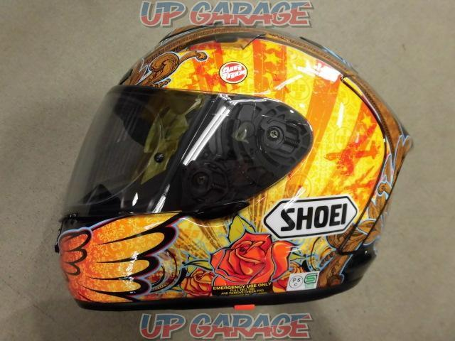 SHOEI (Shoei) X-Twelve B-Boz Benbostrom replica-02