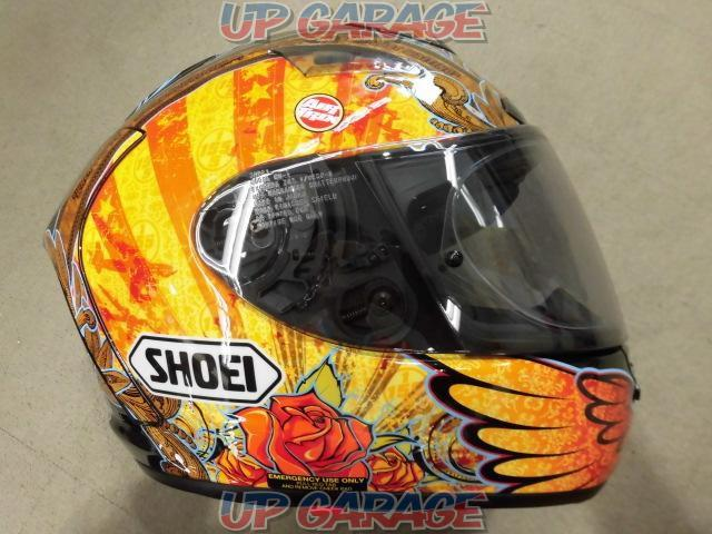 SHOEI (Shoei) X-Twelve B-Boz Benbostrom replica-03