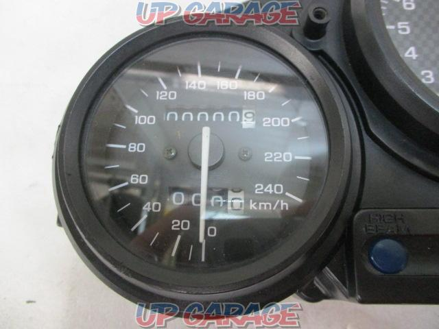 Honda Italy NSR125 R? F? Year Unknown Genuine meter-02