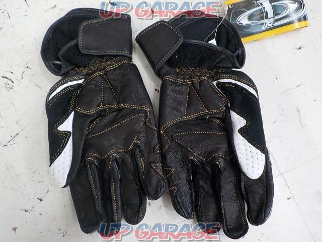 CORIN OUTLOW OTG carbon leather gloves M size-05