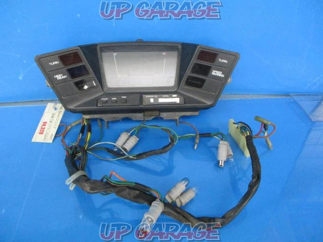 Honda MF02 Fusion Genuine speedometer-02