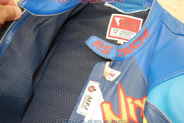 RSTaichi (RS Taichi) Nixe Racing suits MFJ Certified-04