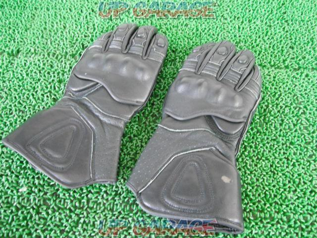 Unknown Manufacturer Leather Gloves-01