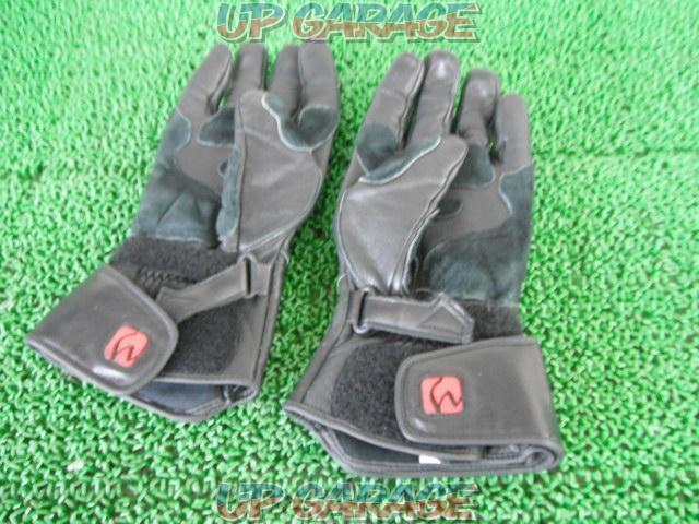 Unknown Manufacturer Leather Gloves-02