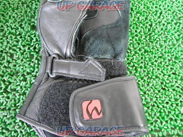 Unknown Manufacturer Leather Gloves-04
