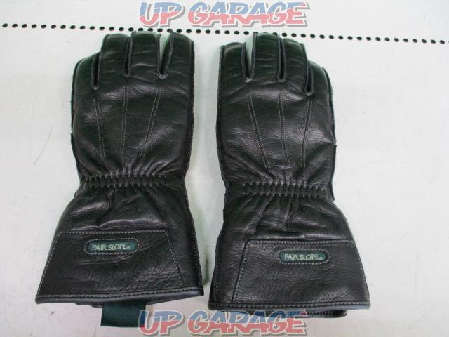 PAIRSLOPE (pair slope) PG-30DW Leather Winter Gloves S size-01
